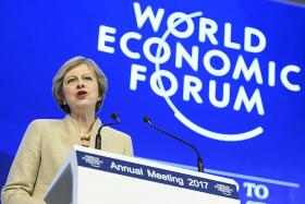 May: Post-Brexit Britain will be leader of free trade