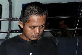Man nabbed after 6 years, charged with murder