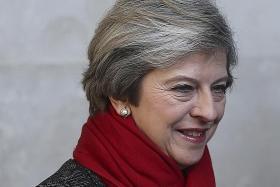 British PM's Brexit plans hinge on ruling