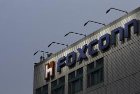 Foxconn considering US plant