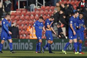 Leicester's woes continue with heavy loss