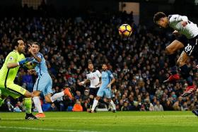 Why City, Spurs can forget title dream