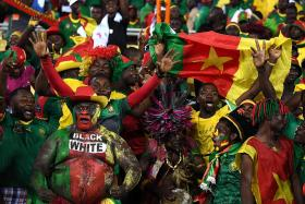 Cameroon advance to ANC q-finals at Gabon's expense
