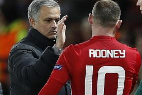 'Rooney's future in his own hands'