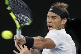Nadal ends q-final drought