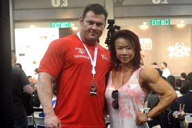 Liew first Singaporean bodybuilder to receive IFBB Pro Card
