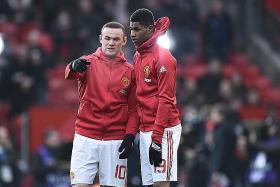 Forget Rooney, focus on Rashford