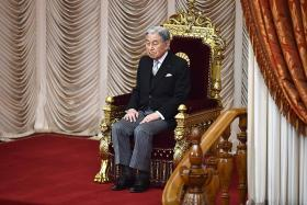 Japan's one-off abdication law is a divisive issue