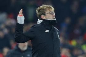 Klopp: Refereeing decisions 'really hard' to accept