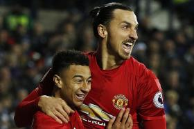 'United Red Devils are on a roll'