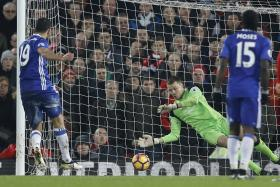 Mignolet: I didn't hear referee's whistle