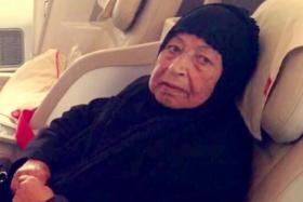 Madam Naimma died a day after she was stopped from boarding a US-bound flight.