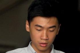 Benjamin Yeo Bing Yuan.