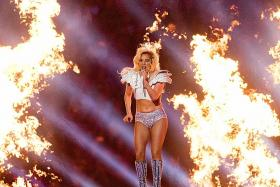 Lady Gaga makes statement with stunning Super Bowl performance