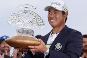 Five wins in nine starts for Matsuyama