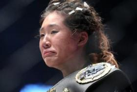 Angela Lee confident of retaining her first world title