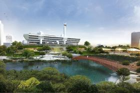 Dutch firm KCAP to create Jurong Lake District