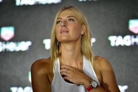 Sharapova handed Madrid Open wild card