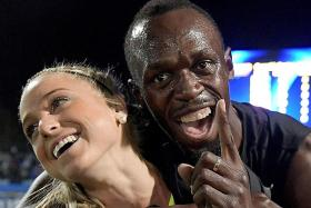 Bolt: Nitro concept is what athletics needs