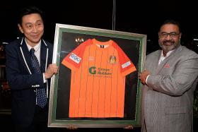 Ambitious Hougang eye S.League breakthrough