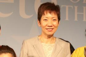 Ms Grace Fu.