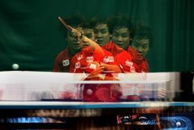 Pang's leap of faith