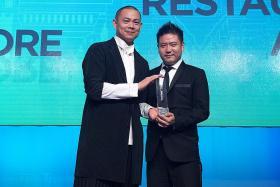 Restaurant Andre named second best restaurant in Asia