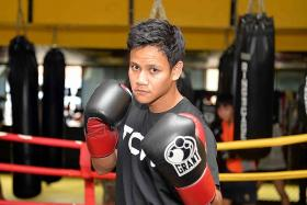 Title shot for boxer Ridhwan