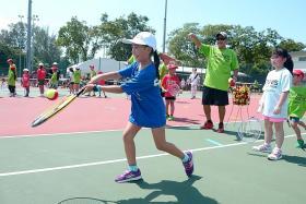 A push for Singapore tennis