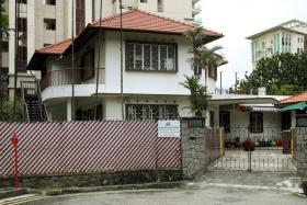 Sam's Early Learning Centre in Jalan Mutiara.