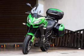 New ride for Team Green adventurers