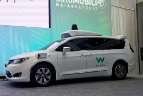Google's parent company accuses Uber of stealing self-driving car technology