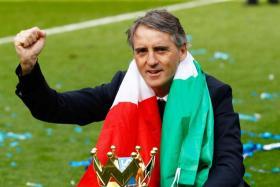 Roberto Mancini in 2012