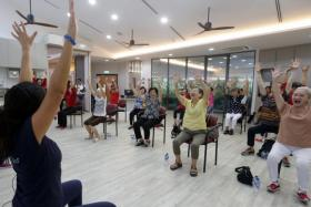 New care centre for the elderly at upgraded Whampoa Community Club