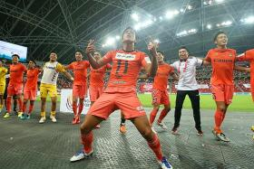 Albirex coach: We have a lot to improve on