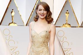 School of Frock: Oscars edition