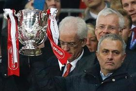 Mourinho: Let this trophy be the first of many to come