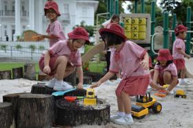 Higher standards for childcare centres, kindergartens