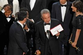 And the Oscars culprit is... a tweeting accountant from PwC