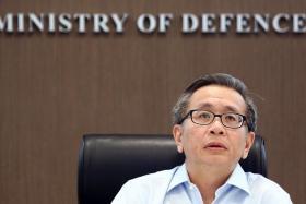 Details of 850 personnel stolen in Mindef data breach