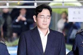 Samsung heir indicted in graft probe