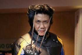 Singapore's Wolverine superfan optimistic about character's comeback