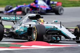 Hamilton: We're still the team to beat