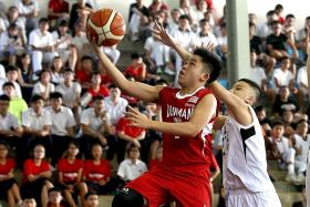 Late drama as Dunman clinch East Zone basketball title