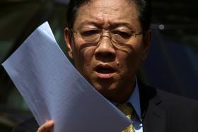 North Korean Ambassador to Malaysia Kang Chol