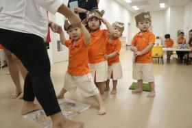 New BTOs built with childcare in mind