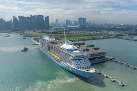 New partnership to grow Singapore's fly-cruise market
