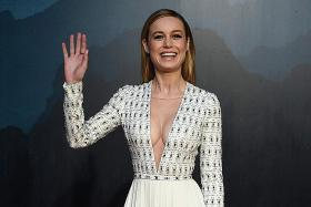 Brie Larson: Playing strong, complex woman in big film is exciting