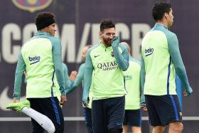 It's time for Messi and Co to repay Enrique's trust