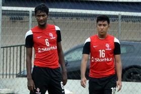 Madhu Mohana and Raihan Rahman in 2015.